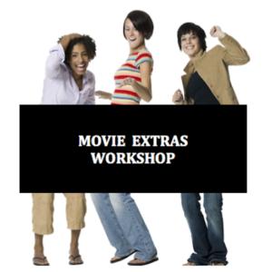 Movie Extras training